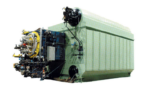 เครื่องกำเนิดไอน้ำชนิดท่อน้ำ