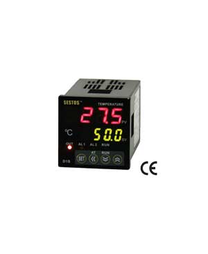 เครื่องควบคุมอุณหภูมิดิจิตอล รุ่น D1S