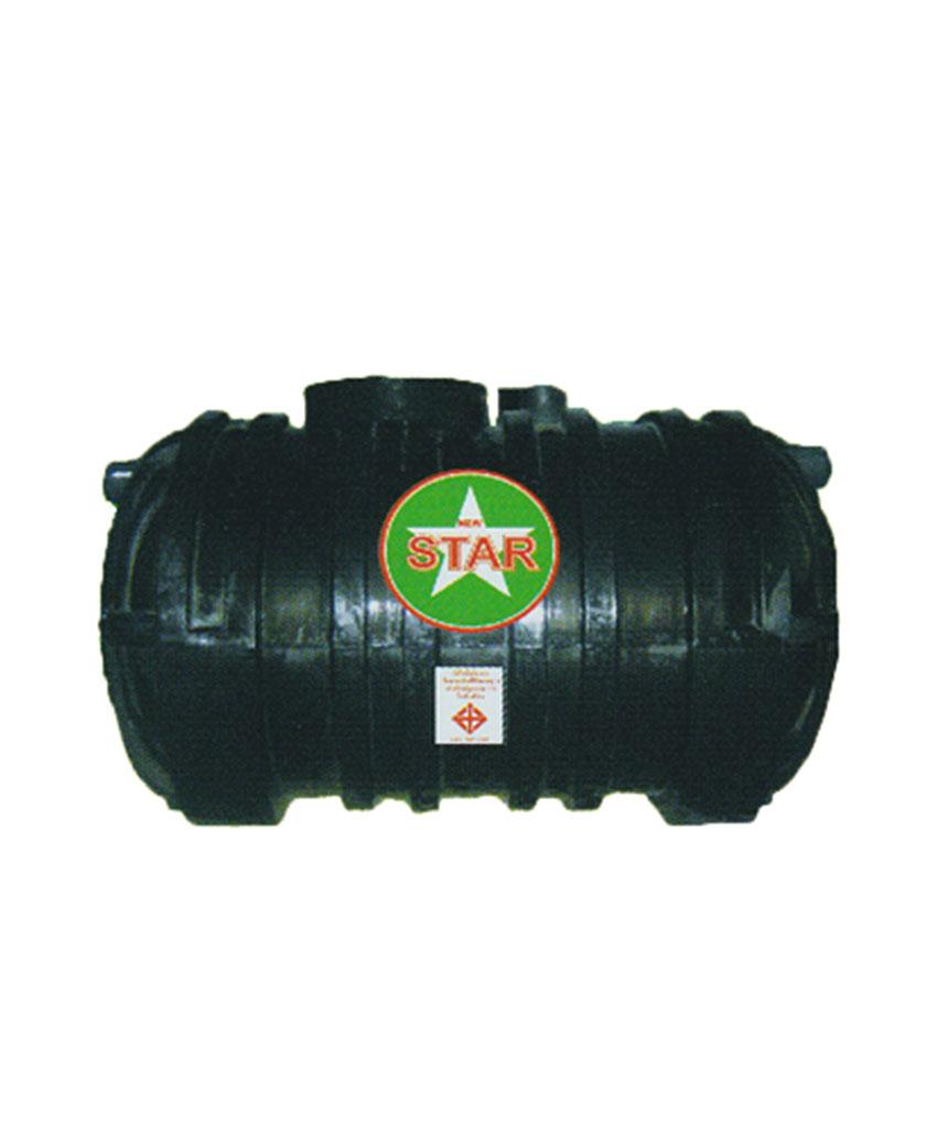รับผลิตถังบำบัดน้ำเสียทรงแคปซูลขนาดเล็ก
