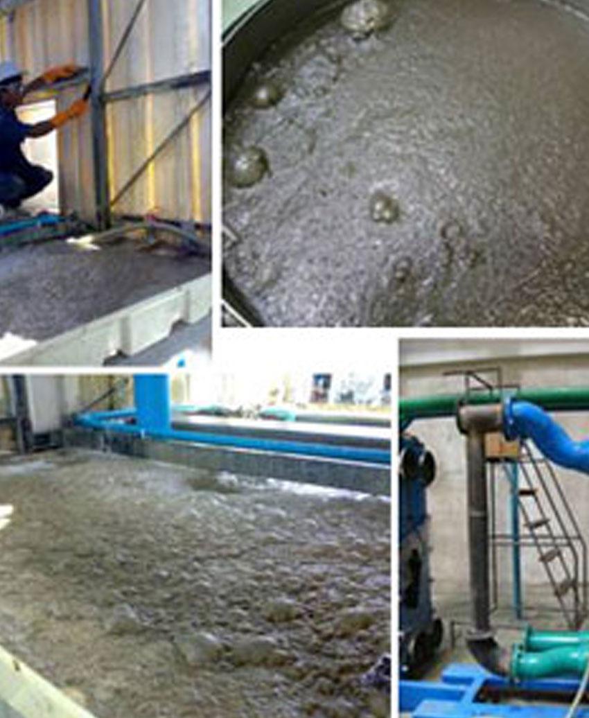 บริการทำความสสะอาด Cooling Tower และ Cooling Line Pipe