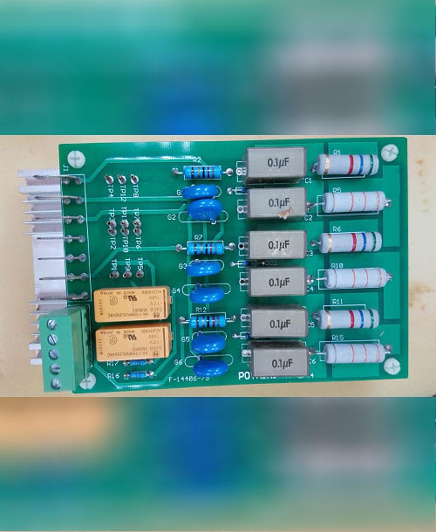 Vac Card  ,  Joystick Control