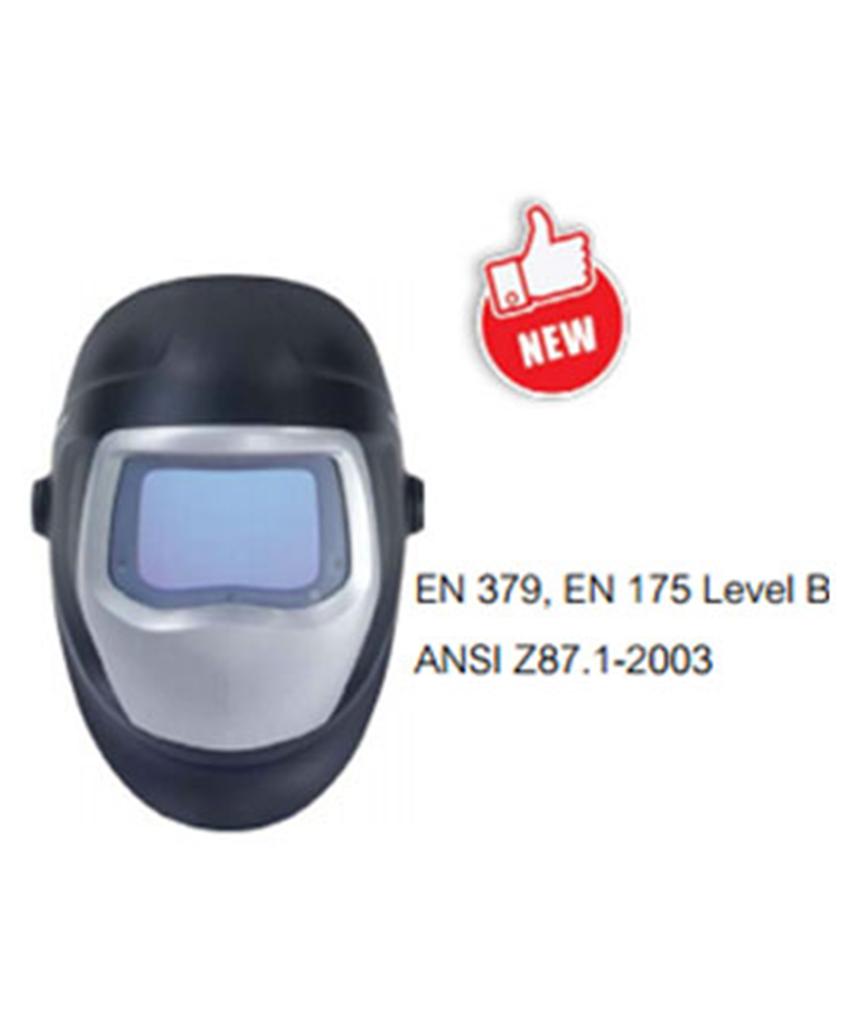 หน้ากากเชื่อมโลหะเลนส์ตัดแสงอัติโนมัติ (Welding Helmet) รหัสสินค้า : 3M-501825