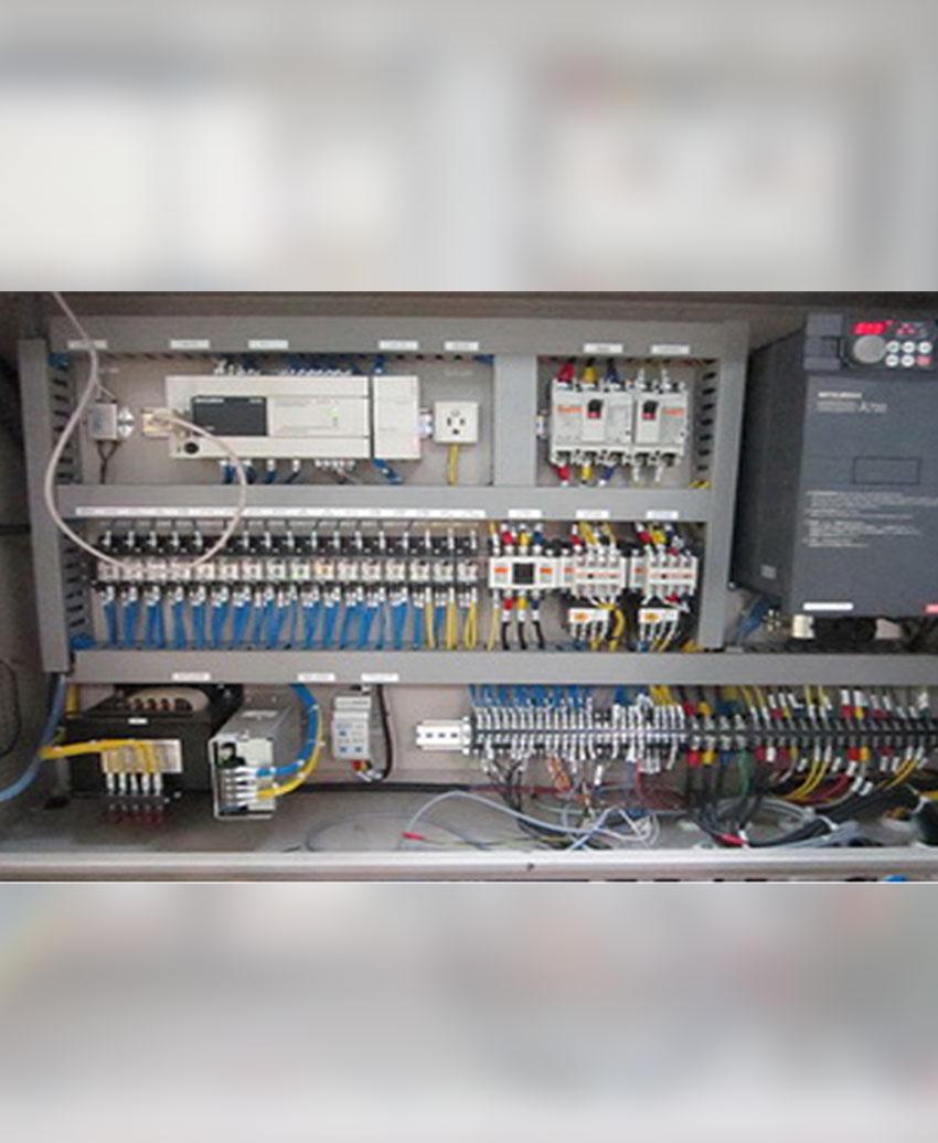 งานออกแบบ PLC Inverter