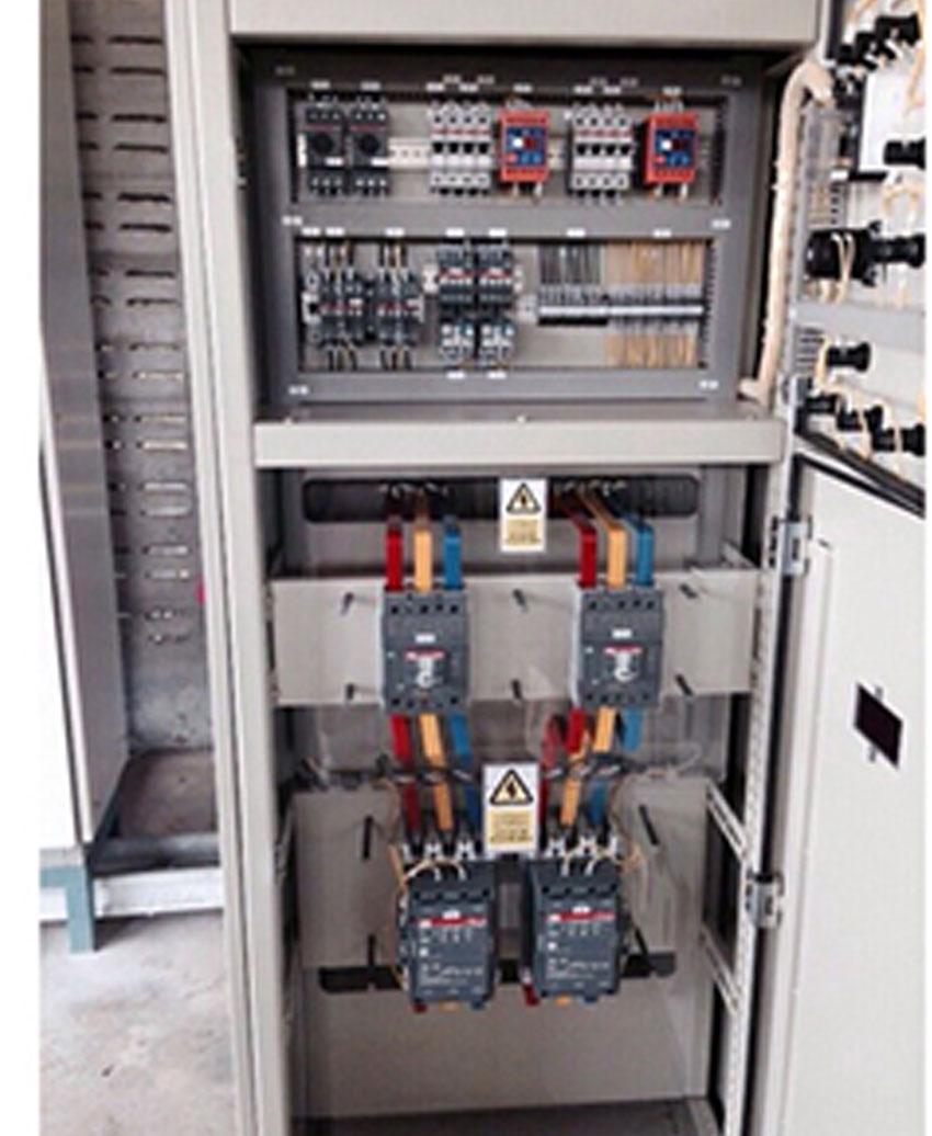 งานระบบตู้ไฟฟ้า ATS