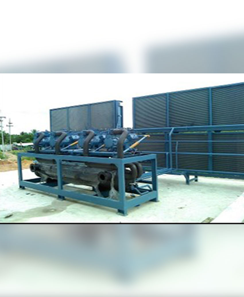 Air Cool Chiller 120 Tons