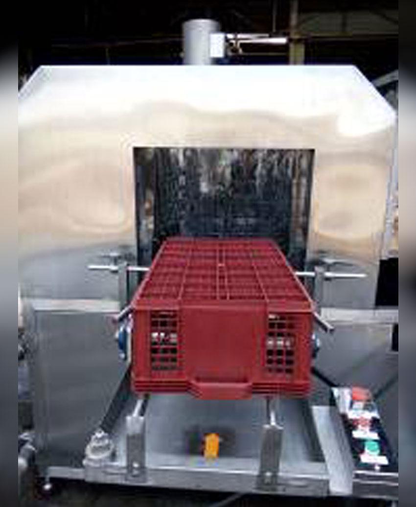 ผลิต ผลิตเครื่องล้างลัง