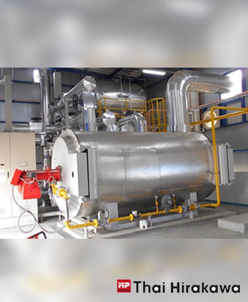 หม้อน้ำร้อนอุตสาหกรรม TMC Series