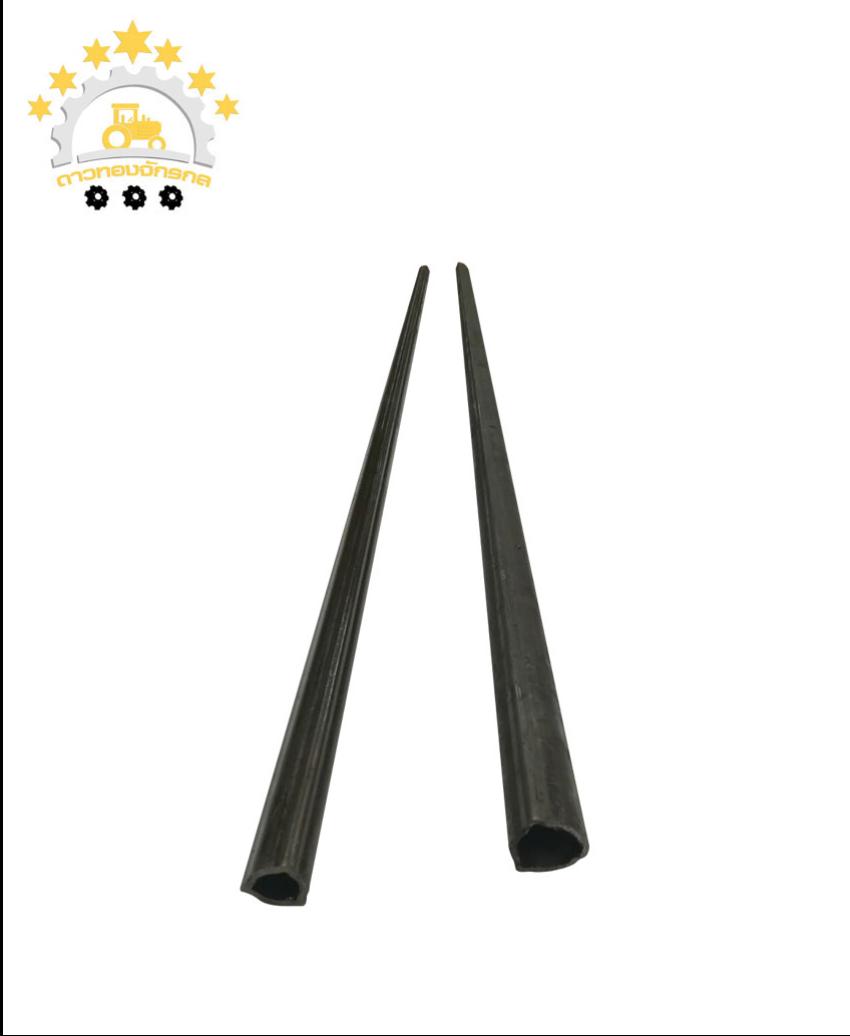 เพลาสามเหลี่ยม GU500 ยาว 2000 มม.