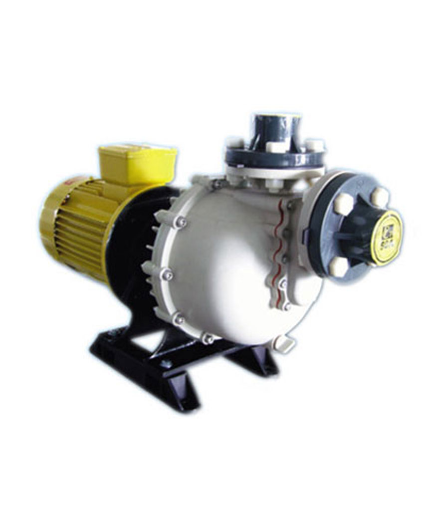 Self Priming Chemical Pump