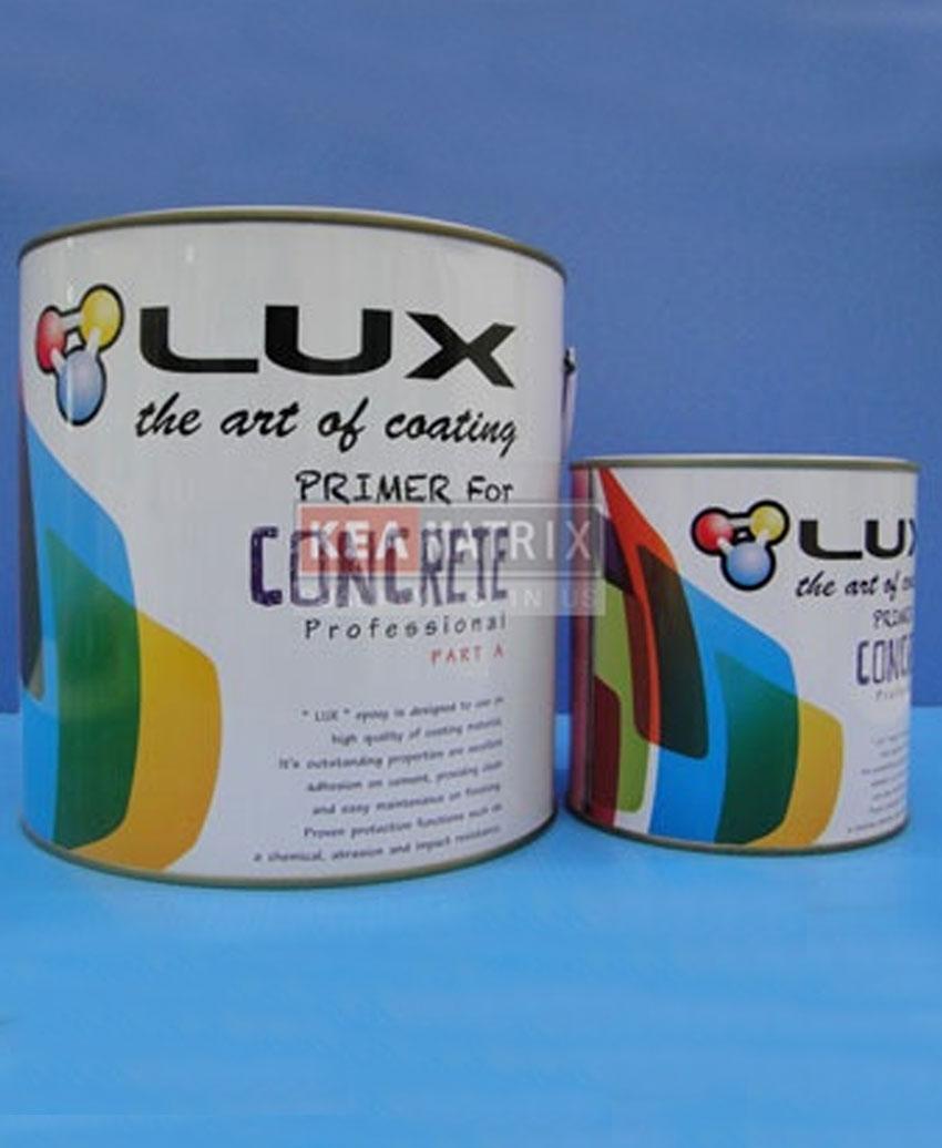 LUX Primer for concrete